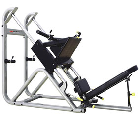 PROWELLNESS SILVER LINE 322 INCLINE SQUAT MACHINE