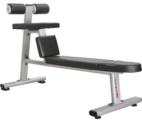 PROWELLNESS SILVER LINE 335 CRUNCH BENCH