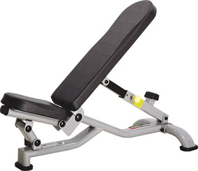 PROWELLNESS SILVER LINE 337 MULTI ADJUSTABLE BENCH