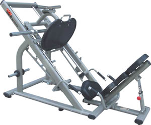 45 DEGREE INCLINE LEG PRESS
