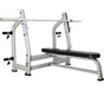 PROWELLNESS SILVER LINE 323 WEIGHT BENCH (LUXURY)